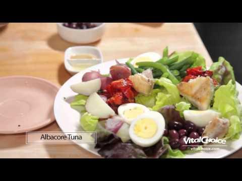 Wild Albacore Tuna Salad