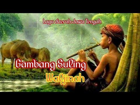 Lirik Lagu GAMBANG SULING Sragenan Karawitan Campursari - AnekaNews.net