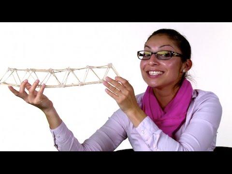 Top Builder: Toothpick Bridge   Design Squad