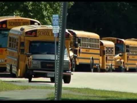 Student bullied at school bus stop