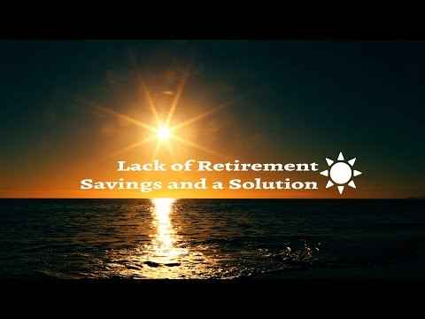 5 Frightening Retirement Statistics for Baby Boomers and a Solution