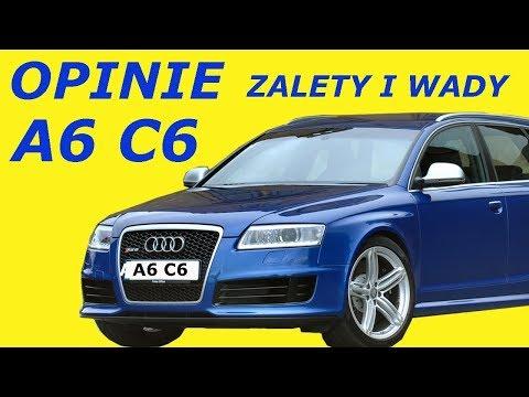 Audi A6 C6 Opinie Typowe Usterki Zalety Wady Spalanie Eachnowcom