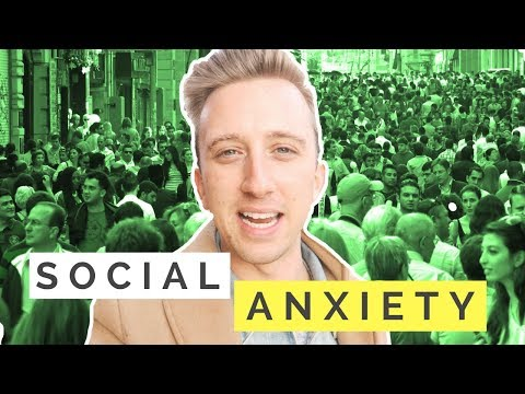 3 Ways To Deal With Social Anxiety... (FOR GOOD!)