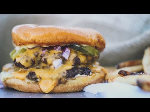 How to Make the Best Cheeseburger EVER