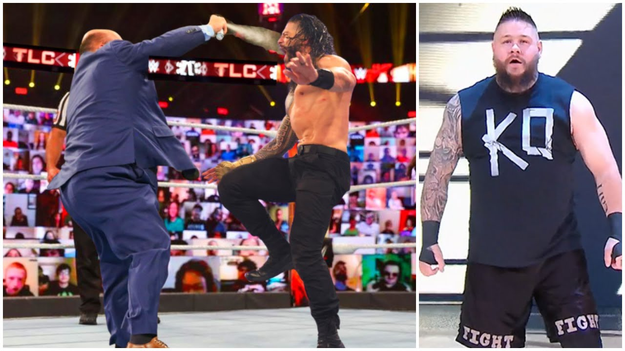 Paul Heyman BETRAYS Roman Reigns AT TLC 2020 ? Paul Heyman & Kevin Owens PLAN Against Roman Reigns?