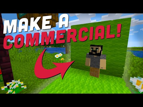 How to: Make a Commercial