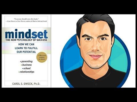 10 Best Ideas | MINDSET | Carol Dweck | Book Summary