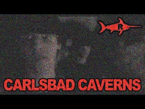 VLOG - Lost Tapes Of Carlsbad Caverns - Red Swordfish Studios
