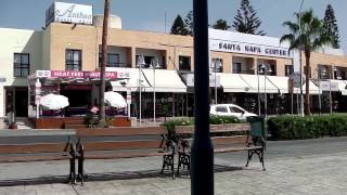 Shopping Street -  the Strip, Ayia Napa, Cyprus