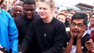 Best High School Rap Battle Ever - Last Day of School!
