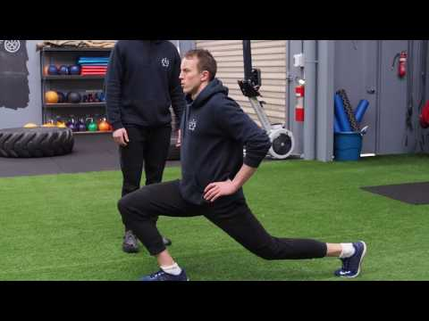 A Better Way To Do Lunges