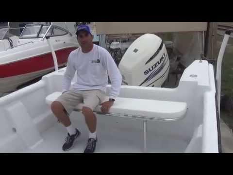 Folding Rear Bench Seat