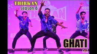 TOP LESSI || DEKHA JO TUJHE YAAR || GHATI DANCE || DEEPAK THAKUR CHOREOGRAPHY || GENX DANC SCHOOL