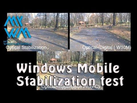 Lumia 930 Windows 10 Mobile -  Stabilization test