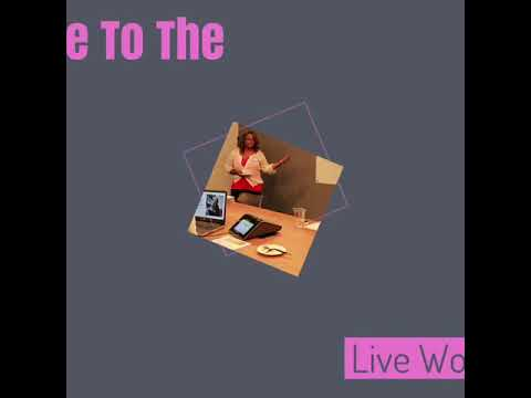 Welcome To The Live Workshop