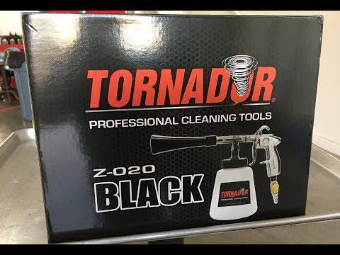 Tornador Black unboxing