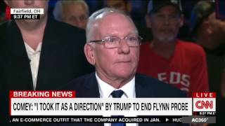 cnn ohio voter panel shows support for trump is strong and solid disappointment in comey