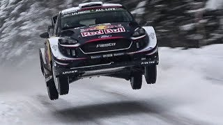 WRC Rally Sweden 2018 | FRIDAY ACTION