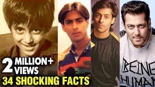SHOCKING Salman Khan UNKNOWN And Interesting Facts   Happy Birthday Salman Khan