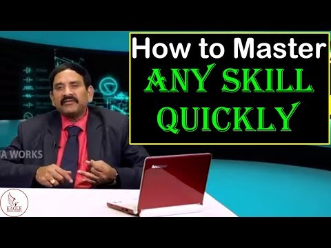 How to Master Any Skill Quickly | Tips for Learning Faster and More Effectively | Eagle Media Works