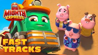 OINK-a-Palooza! 🐷 – Mighty Express Episodes – PAW Patrol Official & Friends