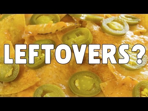 Fresh Hacks For Your Everyday Leftovers