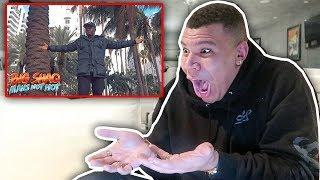 REACTING TO BIG SHAQ - MANS NOT HOT (MUSIC VIDEO)