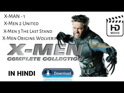 #XMan, Download X-Man Full Series Movies In Hindi, Full Hd Movie Download In Dual Audio. ☺