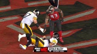 """NFL """"Apologizing"""" Moments"""