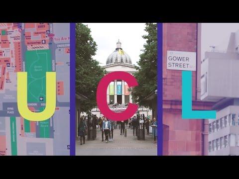 UCL Undergraduate Open Days 2016
