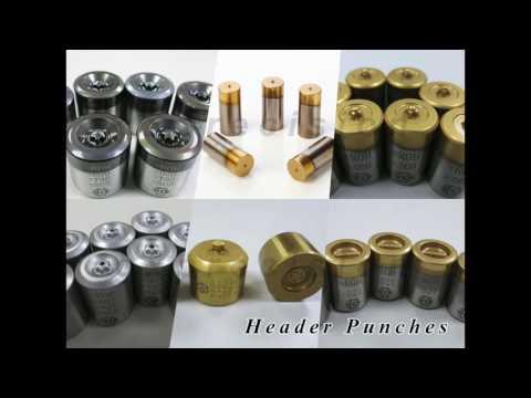 庚鑫精密 Geng Xin forming tools manufacture