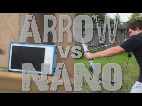 Arrow VS New iPod Nano (7th Gen)