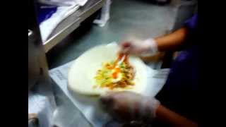 How To Make A Taco Bell Burrito Supreme Ninja Style
