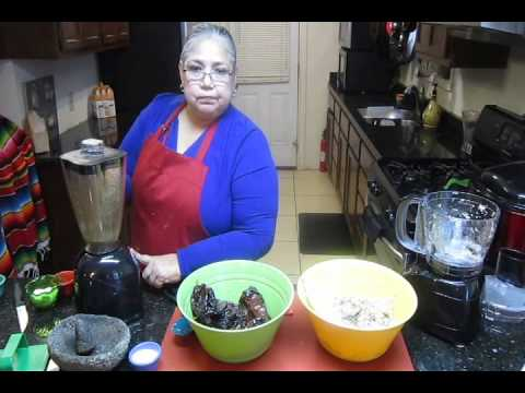 5 Easy Steps TAMALES-MEAT FILLING & SPICES/ RELLENO Y ESPECIAS