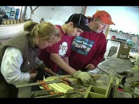 Champlain Longboats: Building Boats, Rowing Boats, Changing Lives