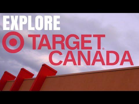 Explore - Abandoned Target Canada