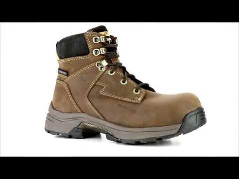 Women's Carolina LT253 Composite Toe Waterproof Work Boot @ Steel-Toe-Shoes.com