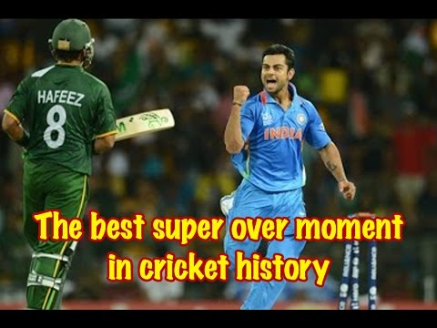 Best super over in cricket history amazing cricket records
