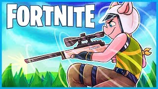 2 *INSANE* NO SCOPES in ONE GAME of Fortnite: Battle Royale! (Fortnite Funny Moments & Fails)