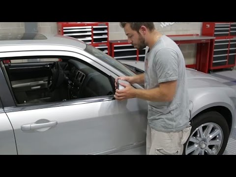 Replace Side View Mirror Installation on 2008 Chrysler 300