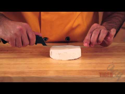 F. Dick Brie Cheese Knife Showcased by Chef Dangoor - TigerChef