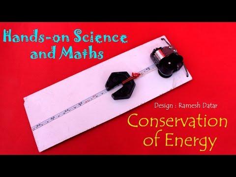 Conservation of Energy | Marathi