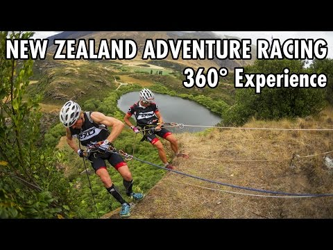 watch Adventure Racing in New Zealand: Red Bull Defiance | 360° POV Experience