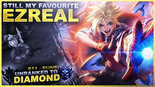EZREAL, STILL MY FAVOURITE ADC EVER? - Unranked to Diamond: EUNE Edition | League of Legends