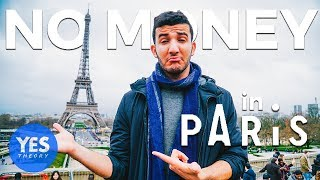 ABANDONED IN PARIS WITH NO MONEY FOR 24 HOURS (Wild Night with Strangers)