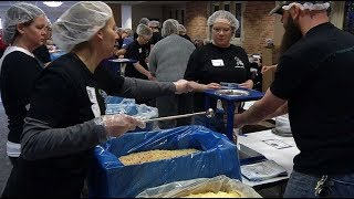 Golden Valley church aims to pack one million meals