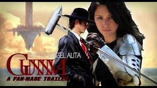 Battle Angel Alita Fan-Made trailer