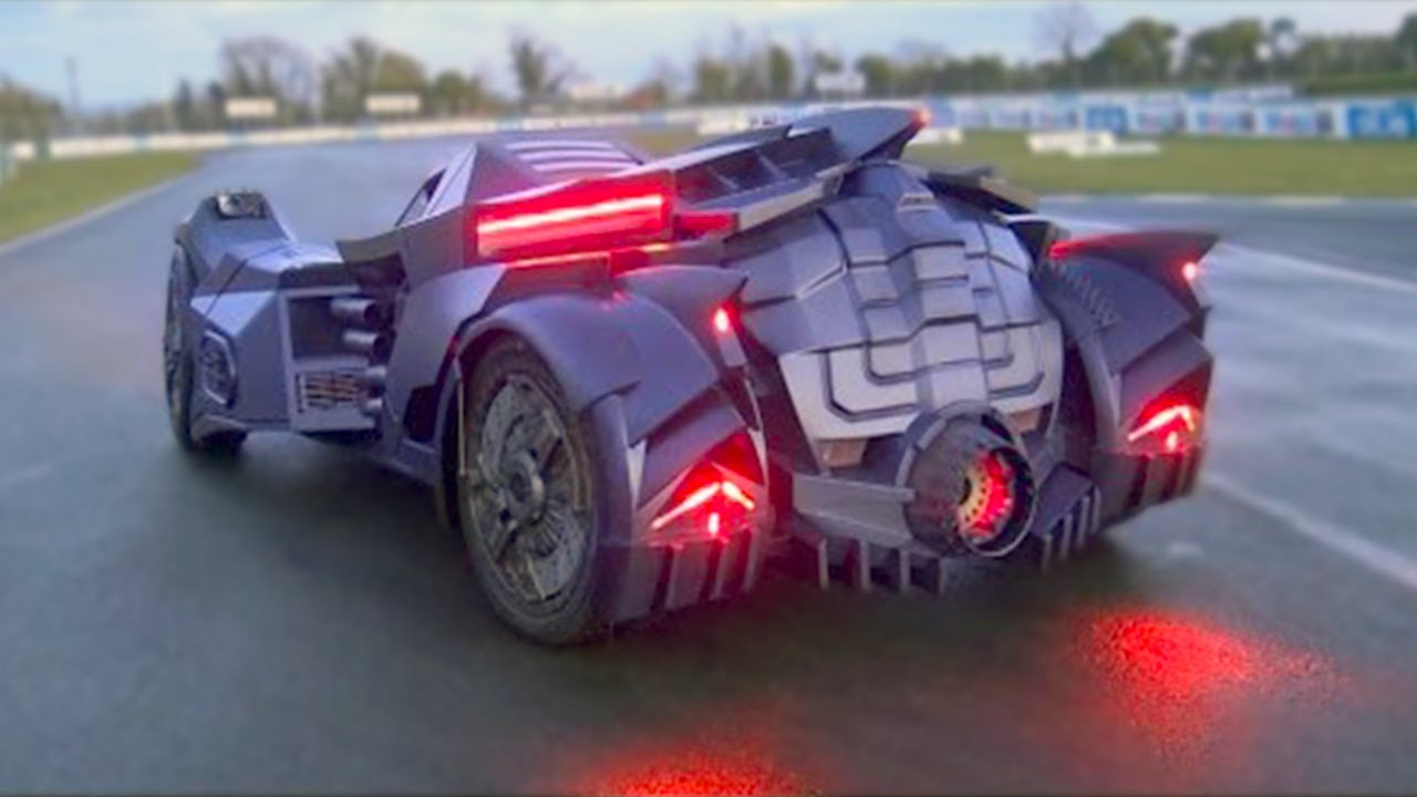 15 Superhero Vehicles Which Actually Exist