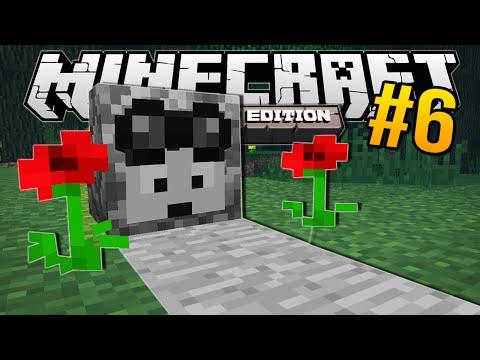 Minecraft Pocket Edition | I DIED!! | #6