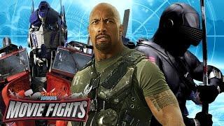Ultimate G.I. Joe / Transformers Crossover
